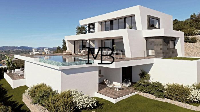 Ref:V00495DM-DOMUSMORAIRA Villa For Sale in Benitachell