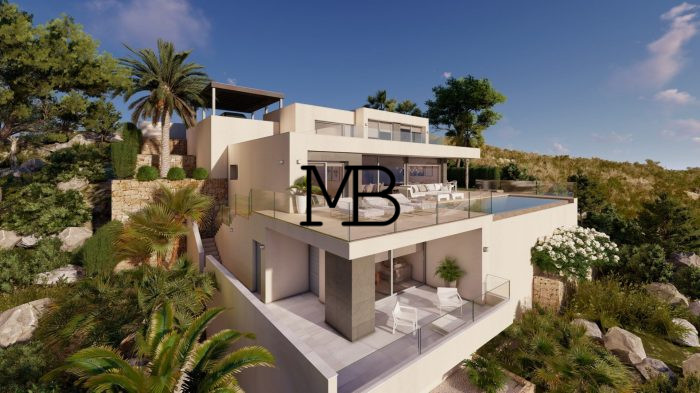 Ref:V00496DM-DOMUSMORAIRA Villa For Sale in Benitachell