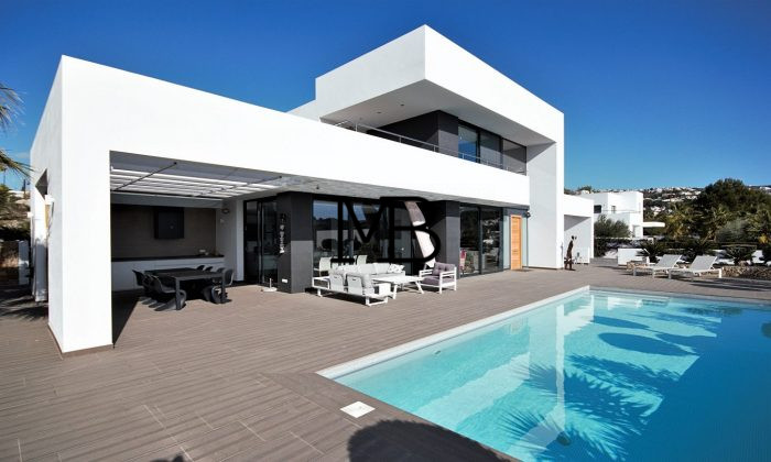 Ref:V00498DM-DOMUSMORAIRA Villa For Sale in Moraira