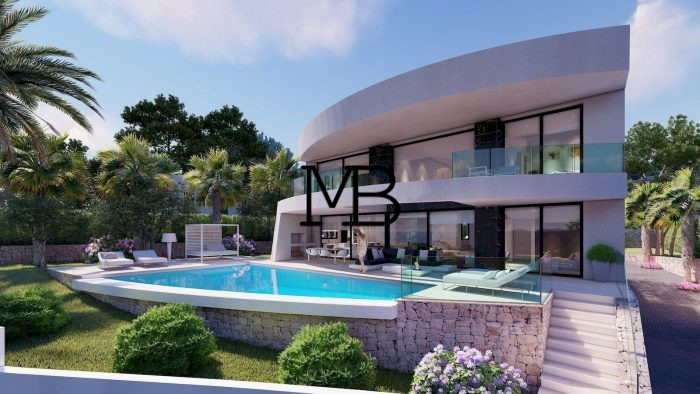 Ref:V00501DM-DOMUSMORAIRA Villa For Sale in Moraira