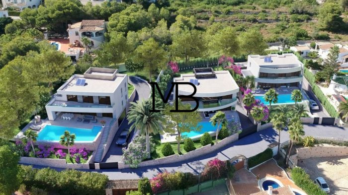 Ref:V00502DM-DOMUSMORAIRA Villa For Sale in Moraira