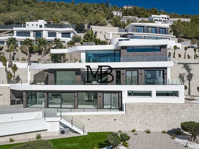 Ref:V00503DM-DOMUSMORAIRA Villa For Sale in Benissa