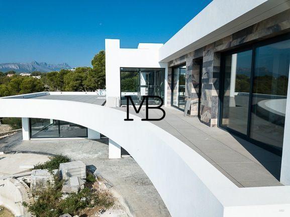 Ref:V00506DM-DOMUSMORAIRA Villa For Sale in Benissa