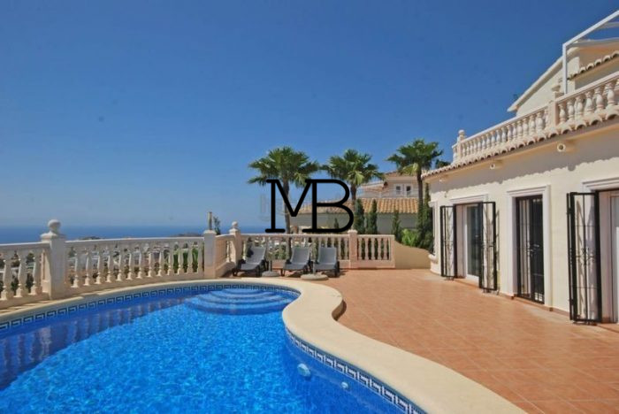 Ref:V00522DM-DOMUSMORAIRA Villa For Sale in benitachell