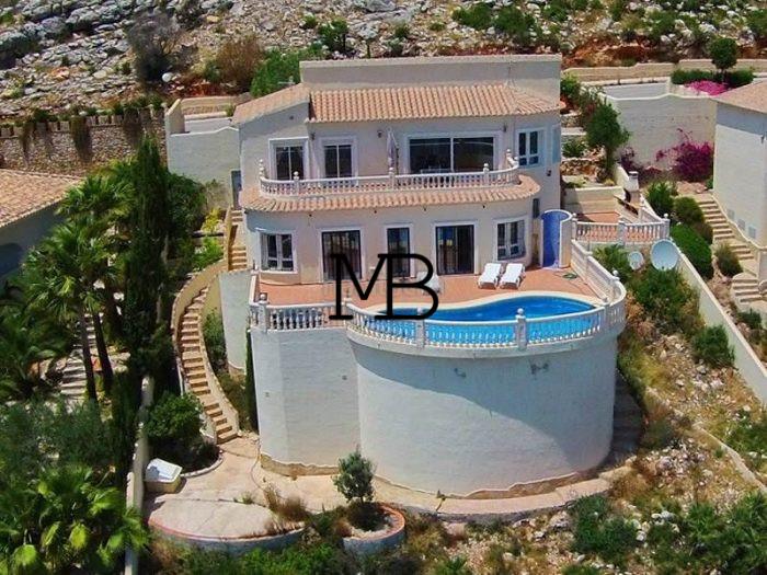 Ref:V00522DM-DOMUSMORAIRA Villa For Sale in benitachell