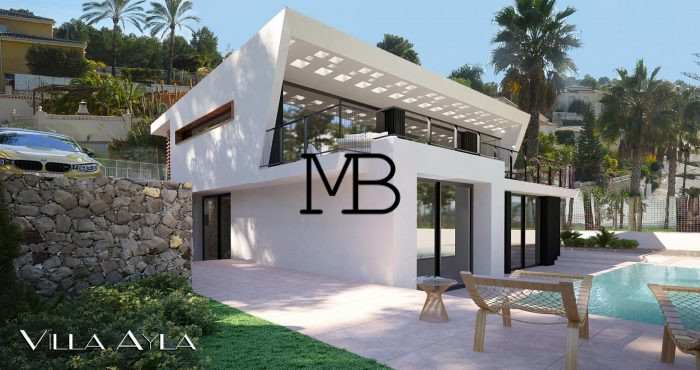 Ref:V00523DM-DOMUSMORAIRA Villa For Sale in Calpe