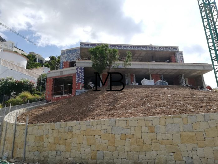 Ref:V00525DM-DOMUSMORAIRA Villa For Sale in Altea