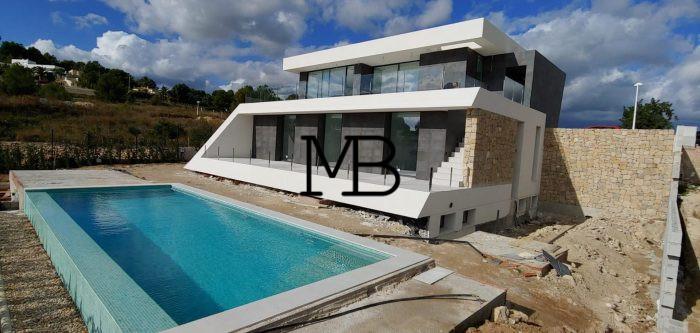Ref:V00527DM-DOMUSMORAIRA Villa For Sale in Moraira