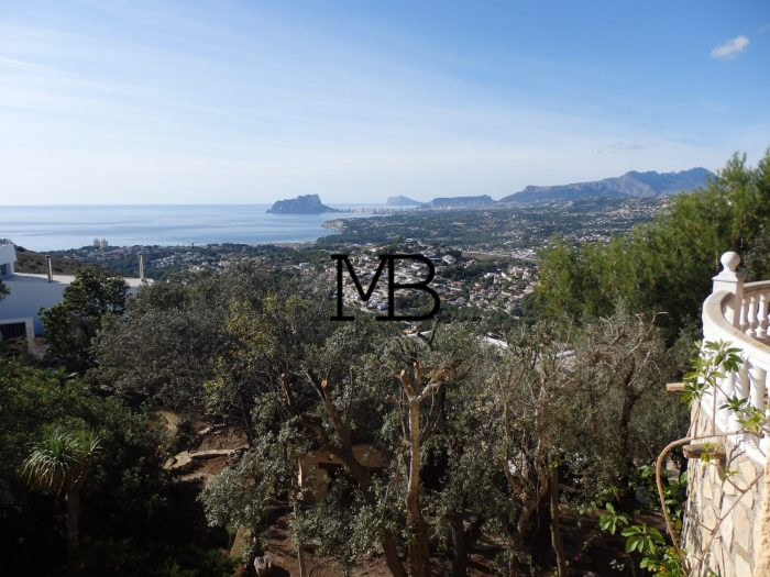 Ref:V00538DM-DOMUSMORAIRA Villa For Sale in Benitachell