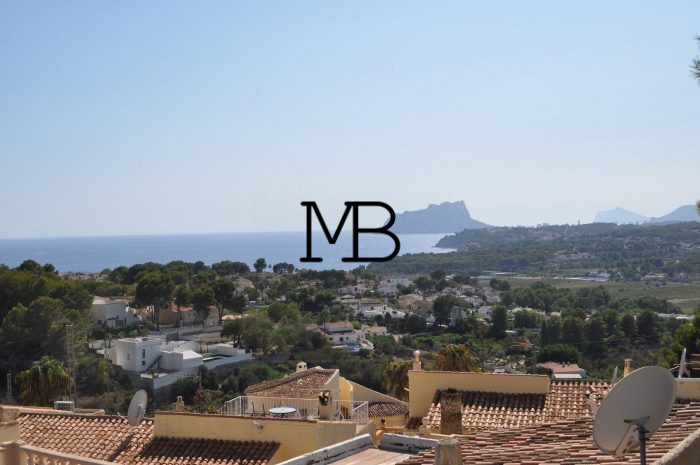 Ref:V00539DM-DOMUSMORAIRA Villa For Sale in Moraira