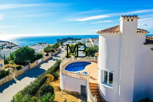 Ref:V00546DM-DOMUSMORAIRA Villa For Sale in benitachell