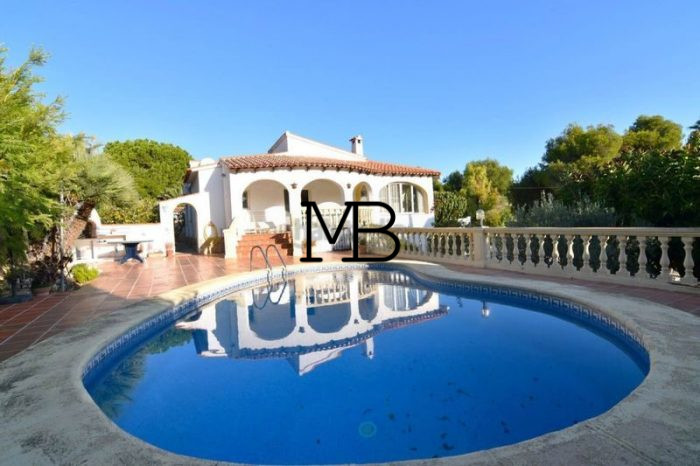 Ref:V00551DM-DOMUSMORAIRA Villa For Sale in Benissa