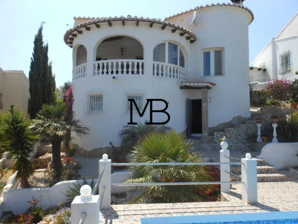 Ref:V00553DM-DOMUSMORAIRA Villa For Sale in Benitachell