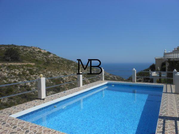 Ref:V00553DM-DOMUSMORAIRA Villa For Sale in Benitachell