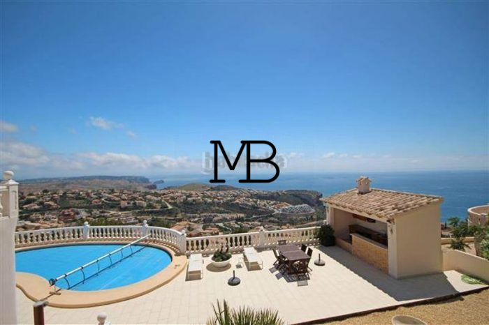 Ref:V00560DM-DOMUSMORAIRA Villa For Sale in Benitachell