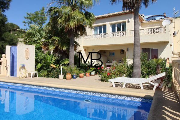 Ref:V00564DM-DOMUSMORAIRA Villa For Sale in Benitachell
