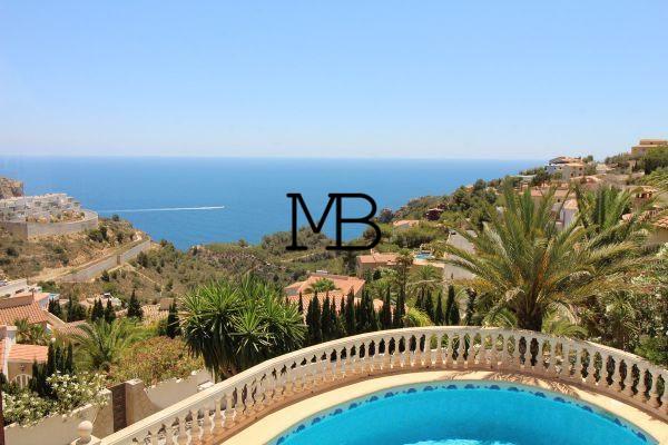 Ref:V00565DM-DOMUSMORAIRA Villa For Sale in Benitachell