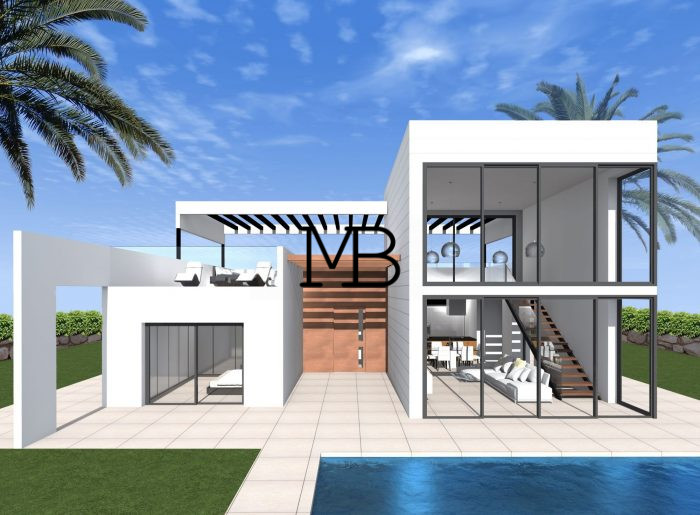 Ref:V00567DM-DOMUSMORAIRA Villa For Sale in Finestrat