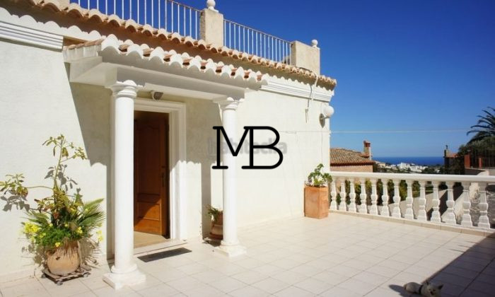 Ref:V00579DM-DOMUSMORAIRA Villa For Sale in Benitachell