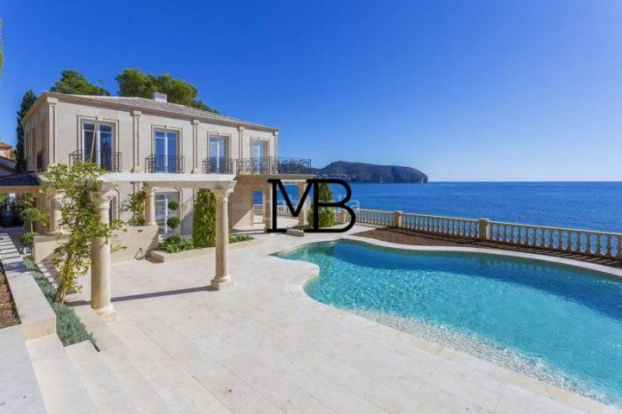 Ref:V00583DM-DOMUSMORAIRA Villa For Sale in Moraira