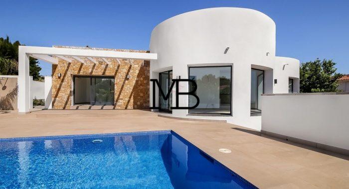 Ref:V00587DM-DOMUSMORAIRA Villa For Sale in Benissa