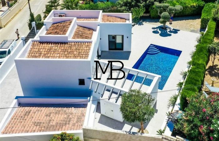 Ref:V00589DM-DOMUSMORAIRA Villa For Sale in Moraira
