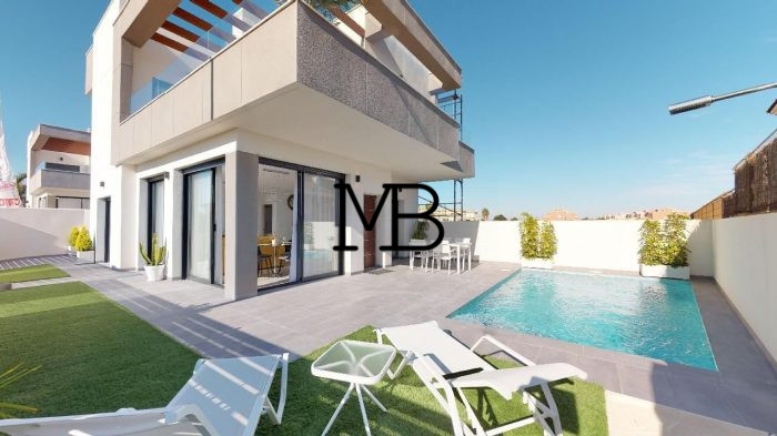 Ref:V00590DM-DOMUSMORAIRA Villa For Sale in Los Montesinos