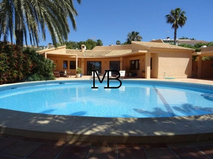 Ref:V00596DM-DOMUSMORAIRA Villa For Sale in Benissa