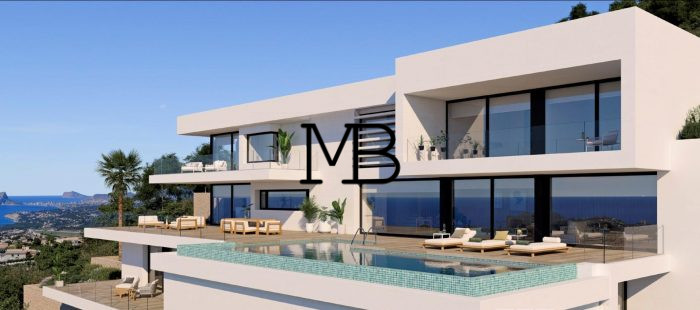 Ref:V00597DM-DOMUSMORAIRA Villa For Sale in Benitachell