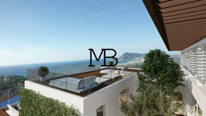 Ref:V00602DM-DOMUSMORAIRA Villa For Sale in Altea