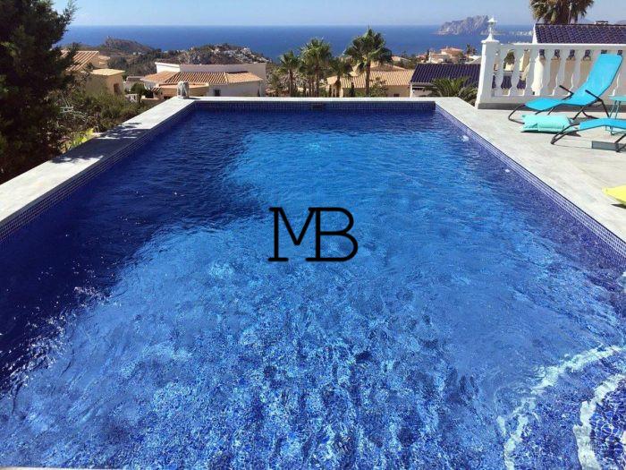Ref:V00613DM-DOMUSMORAIRA Villa For Sale in Cumbre del sol