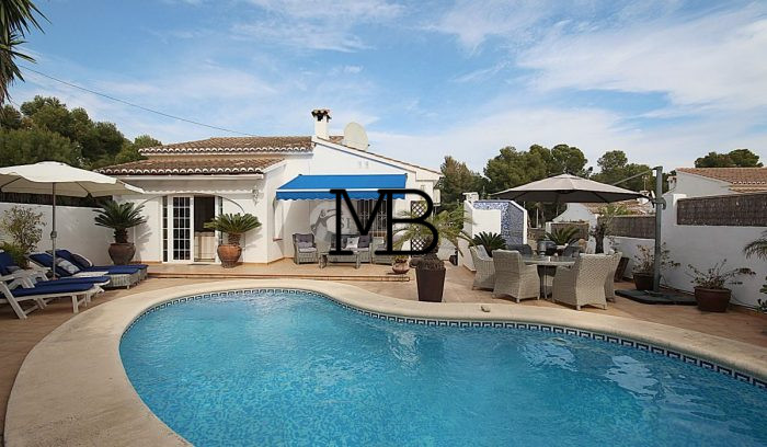 Ref:V00614DM-DOMUSMORAIRA Villa For Sale in Moraira