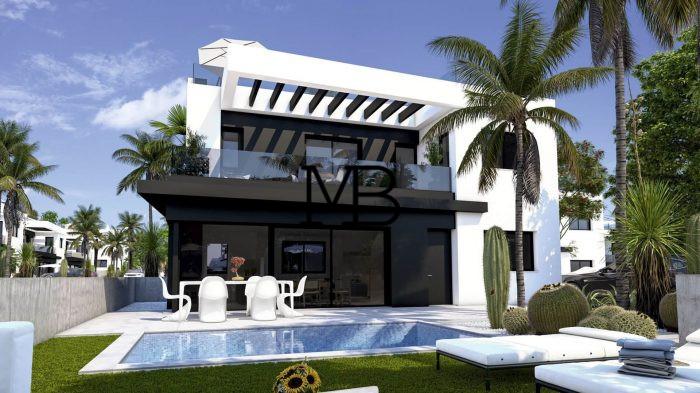 Ref:V00616DM-DOMUSMORAIRA Villa For Sale in Algorfa