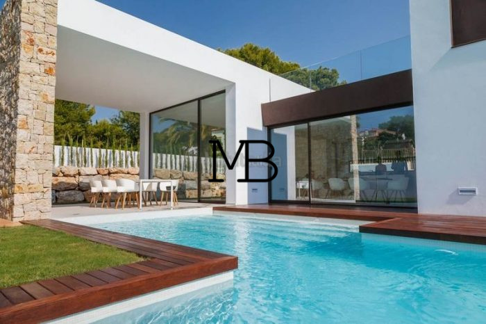 Ref:V00619DM-DOMUSMORAIRA Villa For Sale in Moraira