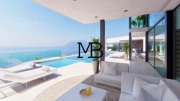 Ref:V00622DM-DOMUSMORAIRA Villa For Sale in Moraira