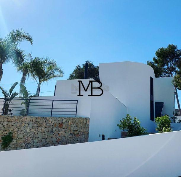 Ref:V00624DM-DOMUSMORAIRA Villa For Sale in Benissa