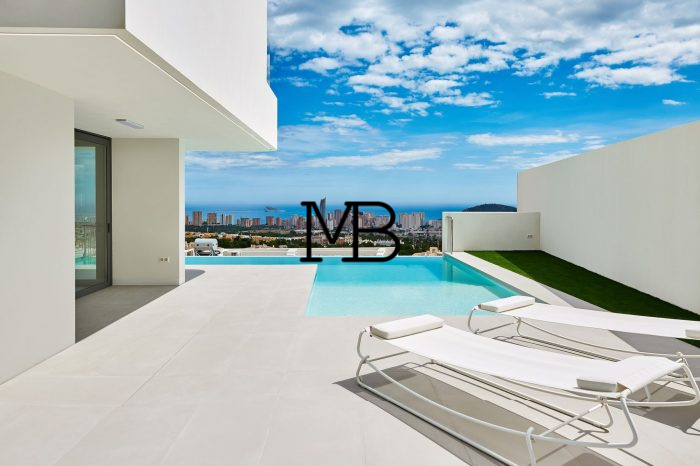Ref:V00626DM-DOMUSMORAIRA Villa For Sale in Benidorm