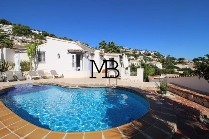 Ref:V00631DM-DOMUSMORAIRA Villa For Sale in Moraira,Moraira