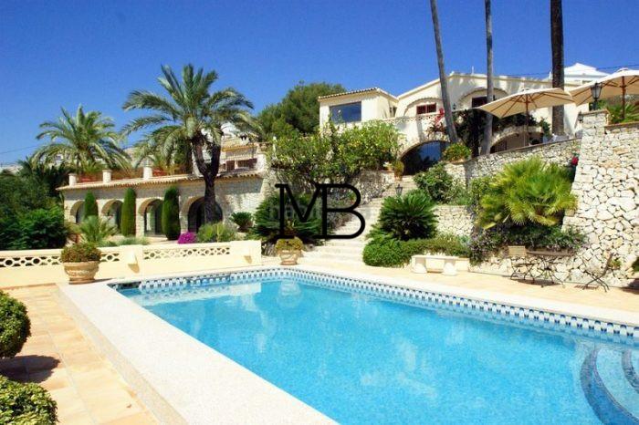 Ref:V00632DM-DOMUSMORAIRA Villa For Sale in Benissa