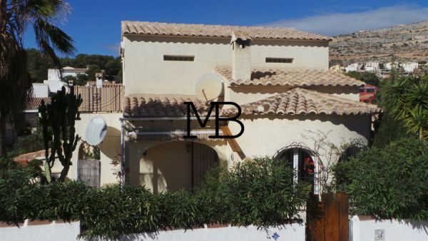 Ref:V00634DM-DOMUSMORAIRA Villa For Sale in Benitachell