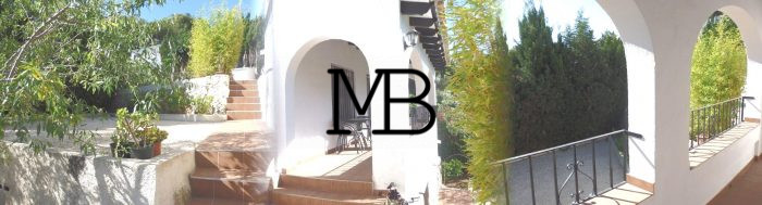 Ref:V00635DM-DOMUSMORAIRA Villa For Sale in Moraira