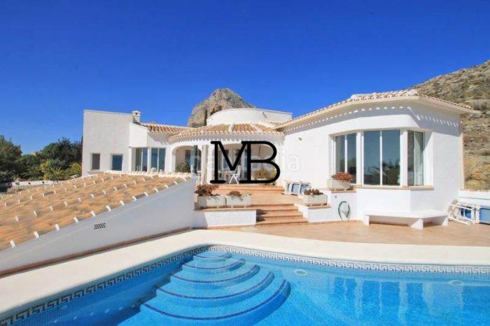 Ref:V00636DM-DOMUSMORAIRA Villa For Sale in Javea