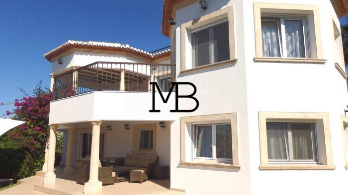 Ref:V00637DM-DOMUSMORAIRA Villa For Sale in Javea