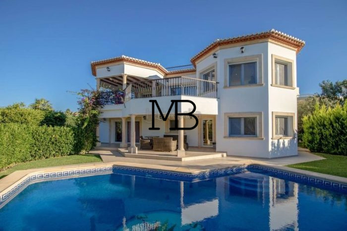 Ref:V00637DM-DOMUSMORAIRA Villa For Sale in Javea