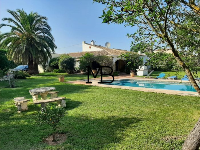 Ref:V00641DM-DOMUSMORAIRA Villa For Sale in Javea