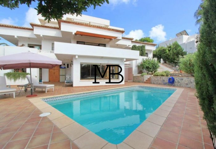 Ref:V00642DM-DOMUSMORAIRA Villa For Sale in Moraira,Moraira