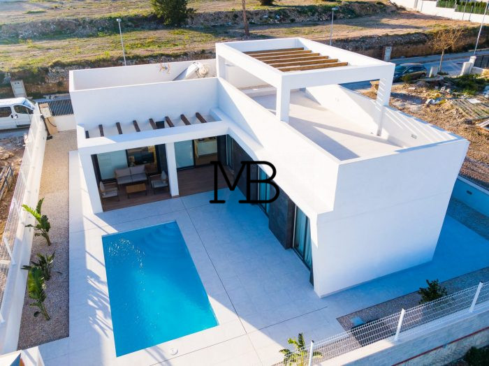 Ref:V00644DM-DOMUSMORAIRA Villa For Sale in Polop