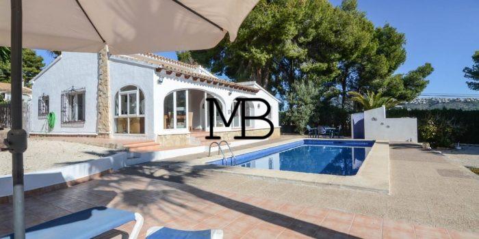 Ref:V00652DM-DOMUSMORAIRA Villa For Sale in Moraira,Moraira