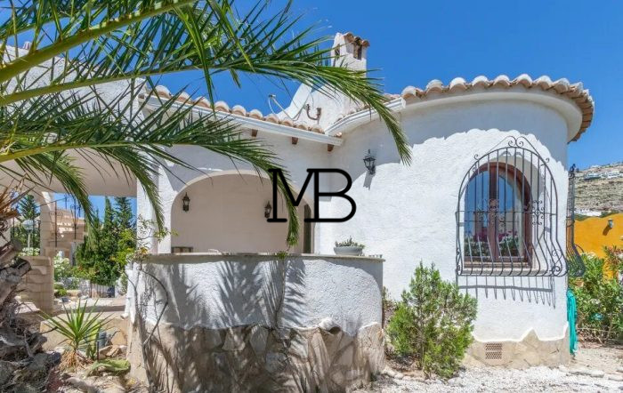 Ref:V00657DM-DOMUSMORAIRA Villa For Sale in Benitachell