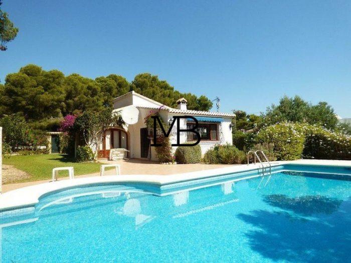 Ref:V00659DM-DOMUSMORAIRA Villa For Sale in Javea